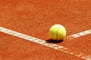 Cotisation terres battues tclp for Taille d un terrain de tennis